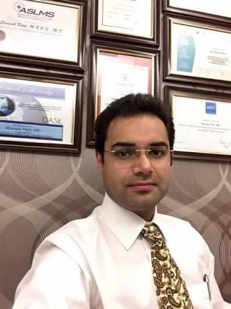 about Dr Shaunak Patel